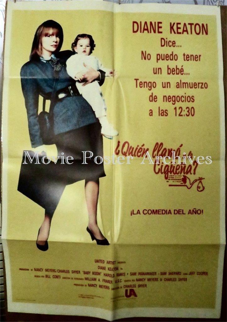 BabyBoom-1987-SP-Poster