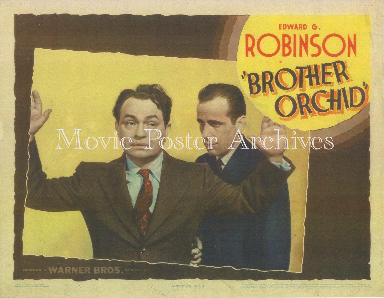 BrotherOrchid-1940-Repro-LC