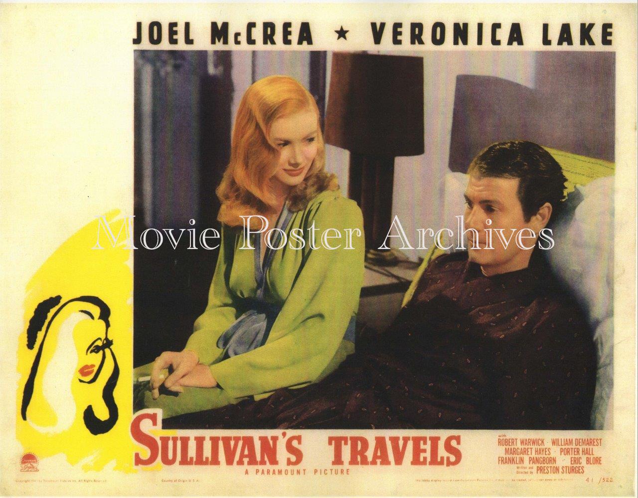 SullivansTravels-1941-Repro-LC