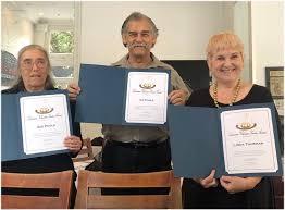 Sue Poole, Ed Poole, Linda Thurman